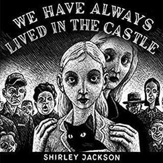 We Have Always Lived in the Castle audiobook cover art