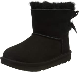 UGG Mini Bailey Bow II, Botte à enfiler Mixte Enfant