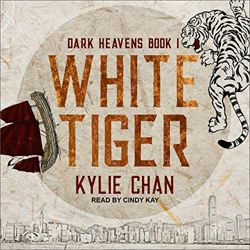 White Tiger Audiobook By Kylie Chan cover art