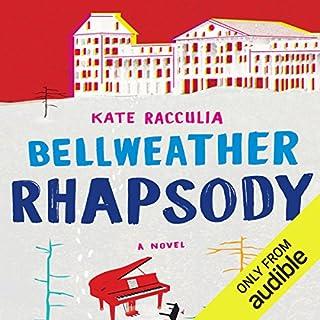 Bellweather Rhapsody audiobook cover art