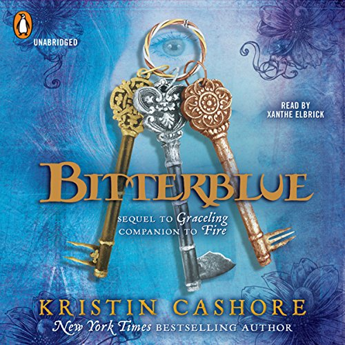 Bitterblue audiobook cover art
