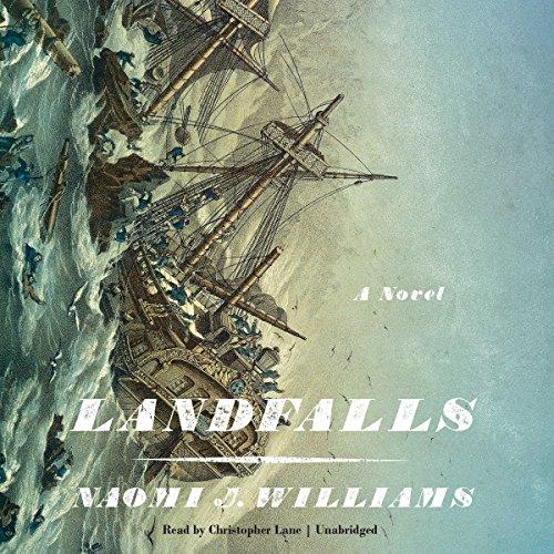Landfalls cover art