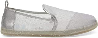 toms silver mesh