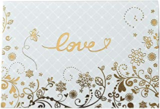 25 Pack Invitations Cards with Envelopes for Wedding Bridal Showers Engagement, Vines