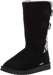 MUK LUKS Women's Jean Boots Fashion