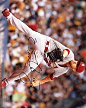 TIM COONEY ST. LOUIS CARDINALS PITCHING SIGNED 8X10 PHOTO COA