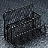 Immagine 1 seeyouagan black mesh portamatite da