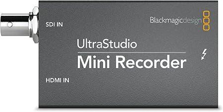 Blackmagic Design Ultrastudio Mini Recorder Video Amazon Co Uk Camera Photo