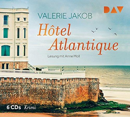 Hôtel Atlantique: Lesung mit Anne Moll
