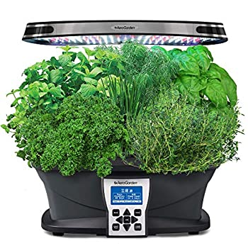 Herb Pod with LED Lighting System: photo