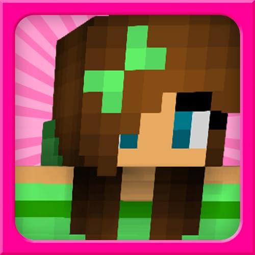 Skins für Minecraft für Mädchen.