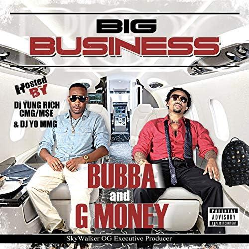 Bubba Mann feat. G Money