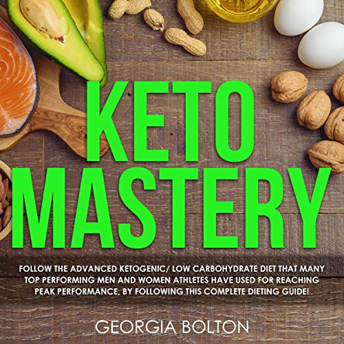 Keto Mastery cover art