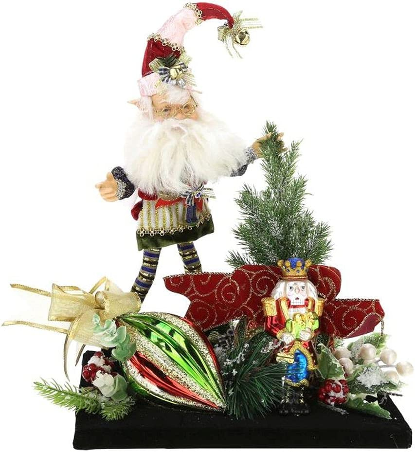 Mark Roberts Christmas 2021 North Max Department store 85% OFF Pole F Toymaker Elf Tablescape