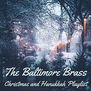 Baltimore Brass Christmas and Hanukkah Playlist, Vol. 1