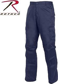 ロスコ ジッパーフライ6ポケットカーゴパンツ2971 (2XL, ネイビー)