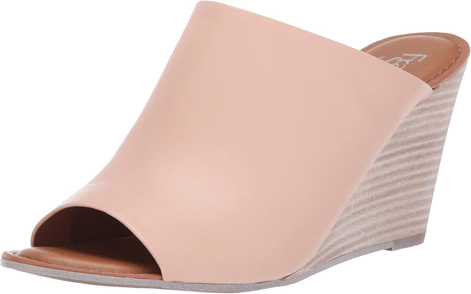 Franco Sarto Womens Yasmina Wedge Sandal