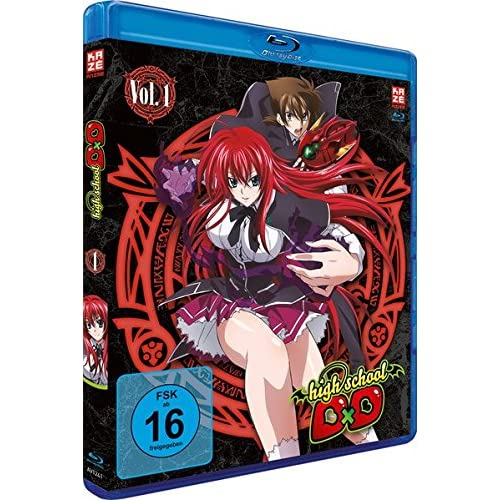 Highschool DxD - Vol. 1