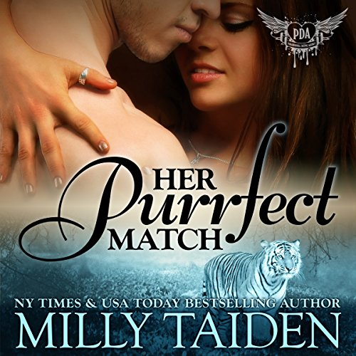 Her Purrfect Match audiobook cover art