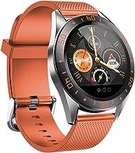 JSREO Smart Watch for Men Women,GT105 IP67 Waterproof Heart Rate-Monitor Smart Sports Smartwatches Bracelet for iOS or Android for Sports Smart Wrist Watch