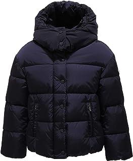 8074Y Piumino Bimba Girl Blue CAILLE Jacket [4 Years]
