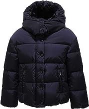 giubbotto lungo bimba MONCLER FRAGONT piumino fucsia jacket kid