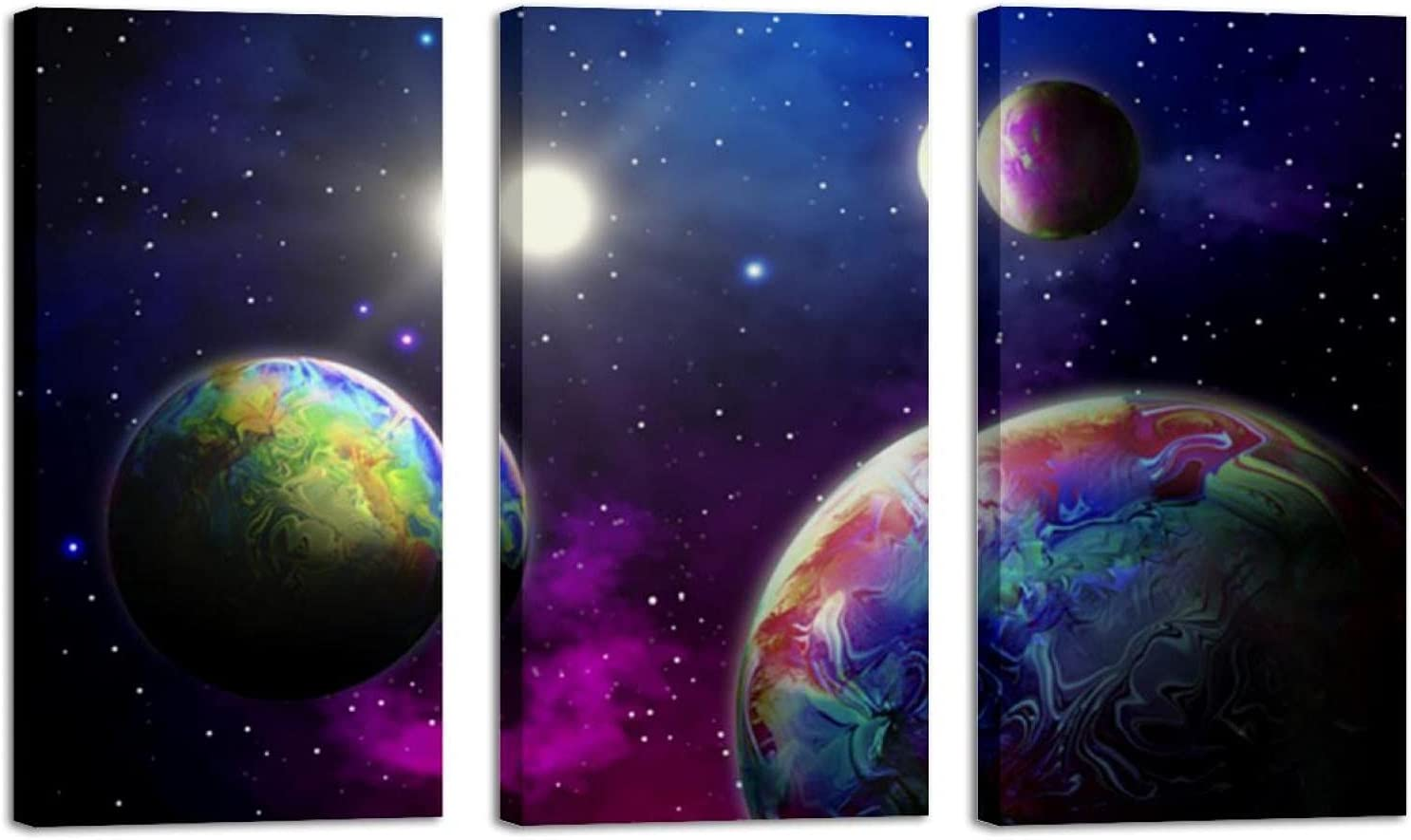 70% OFF Outlet Abstract Ranking TOP3 Background With Planets Space
