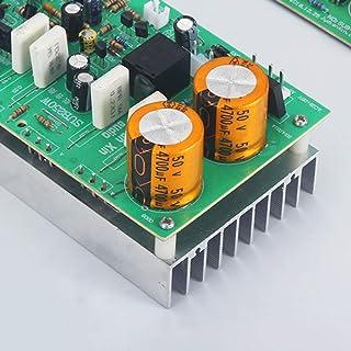 MERIGLARE Placa de Amplificador de Baixo de áudio de Alto-falante com Canal de 250 Watts Placa Amplificadora de Subwoofer