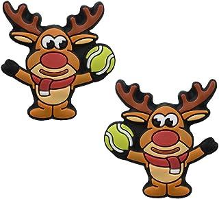 Racket Expressions Holiday Tennis Dampener 2-Packs