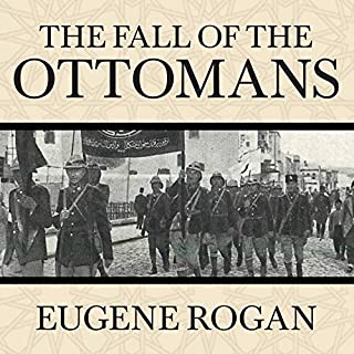 The Fall of the Ottomans audiobook cover art