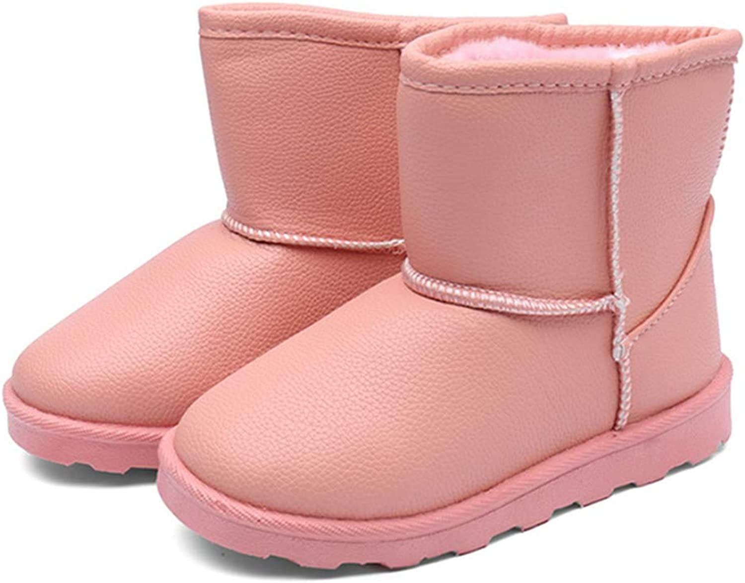 Fay Waters Women's Winter Snow Boots Antiskid Waterproof Fur Lined Warm shoes Outdoor Ankle Booties