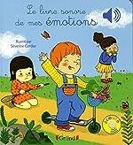 Le livre sonore de mes émotions de Stéphanie COUTURIER