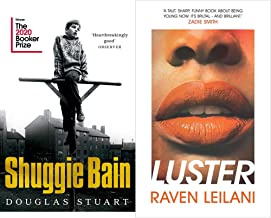 Shuggie Bain: Winner of Booker Prize 2020+Luster