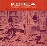 Korea: Vocal Music / Various