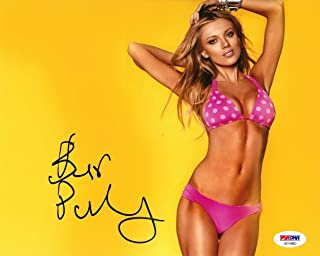 Bar Paly Signed Sexy Authentic Autographed 8x10 Photo PSA/DNA #AD14450
