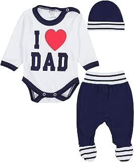 OUlike Set di Vestiti per Bambini e Neonati con Fenicottero Camicia Top e Pantaloncini.