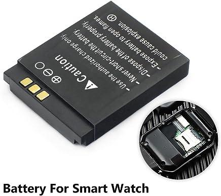 MStick 380mAh LQ-S1 Replacement Battery for Dz09 Smartwatch