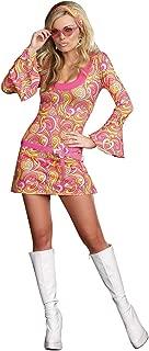 8158 Go Go Gorgeous Hippie Sexy Adult Costume