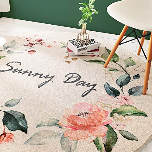 wangxiaoping tapijten Woonkamer Kantoor Slaapkamers Big Lounge Goedkoopste Decor Slaapkamer woonkamer ronde tapijt verdikt