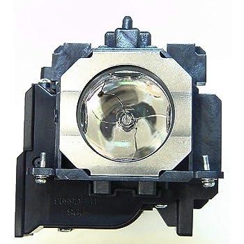 Single Lamp Lamp with Housing Lutema Platinum Bulb for Panasonic PT-D5600UL Projector