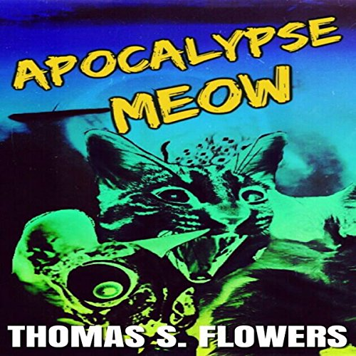 Apocalypse Meow audiobook cover art
