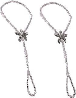 Swarovski Beach Wedding Foot Jewelry,Anklet,Destination Wedding Bridal Accessorie,Bridesmaids Gift