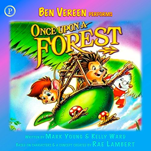 Once Upon a Forest audiobook cover art