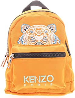 Kenzo Luxury Fashion F855SF301F2017 - Mochila, color naranja