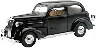 New Ray SS-55183 1937 Chevrolet Master Deluxe Town Sedan Model Car