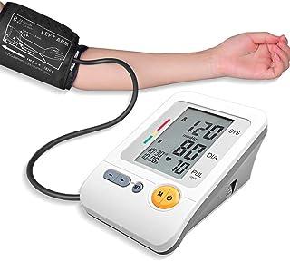 TQ Monitor de presión Arterial con Auriculares estándar Inflación automática de 22-36 cm para Uso doméstico
