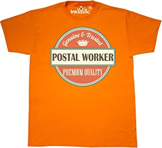 Postal Worker Funny Gift Idea T-Shirt