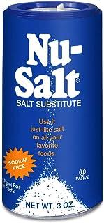 Nu Salt, 3-Ounce Shaker (12 Count)