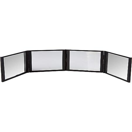 Hair Genetics Specchio pieghevole a 360/° per tutti gli angoli