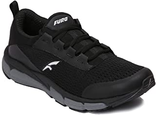 Furo by Red Chief Black Running Shoes(R1018 825)